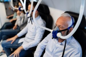 Inhaling pure oxygen could keep your brain younger for longer