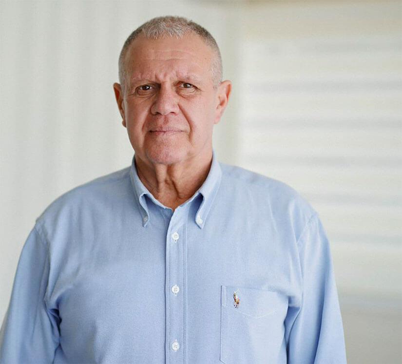 image of Avi Rabinowitz, 79